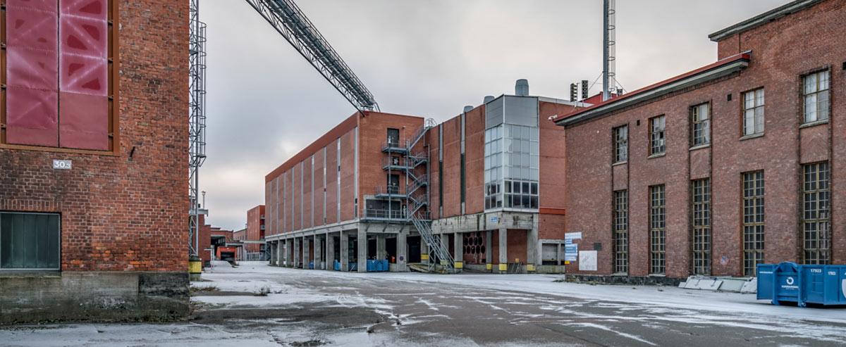 Vapaana olevat teollisuustilat Kymenlaaksossa - Redeve Oy